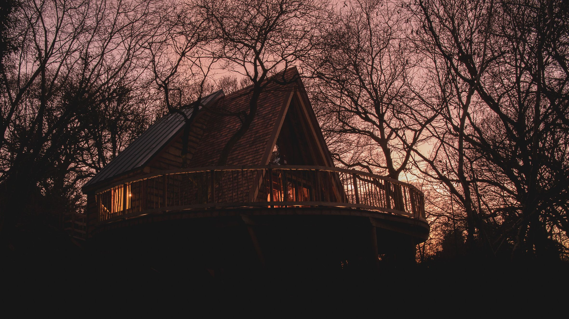 Luxury Treehouse in the Stunning Wye Valley | The Hudnalls Hideout