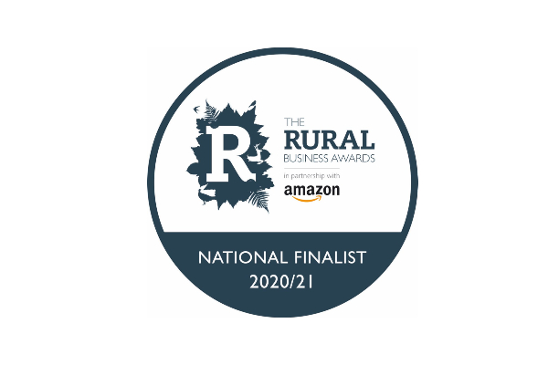 Rural Business Awards finalist 2020-21 The Hudnalls Hideout Treehouse