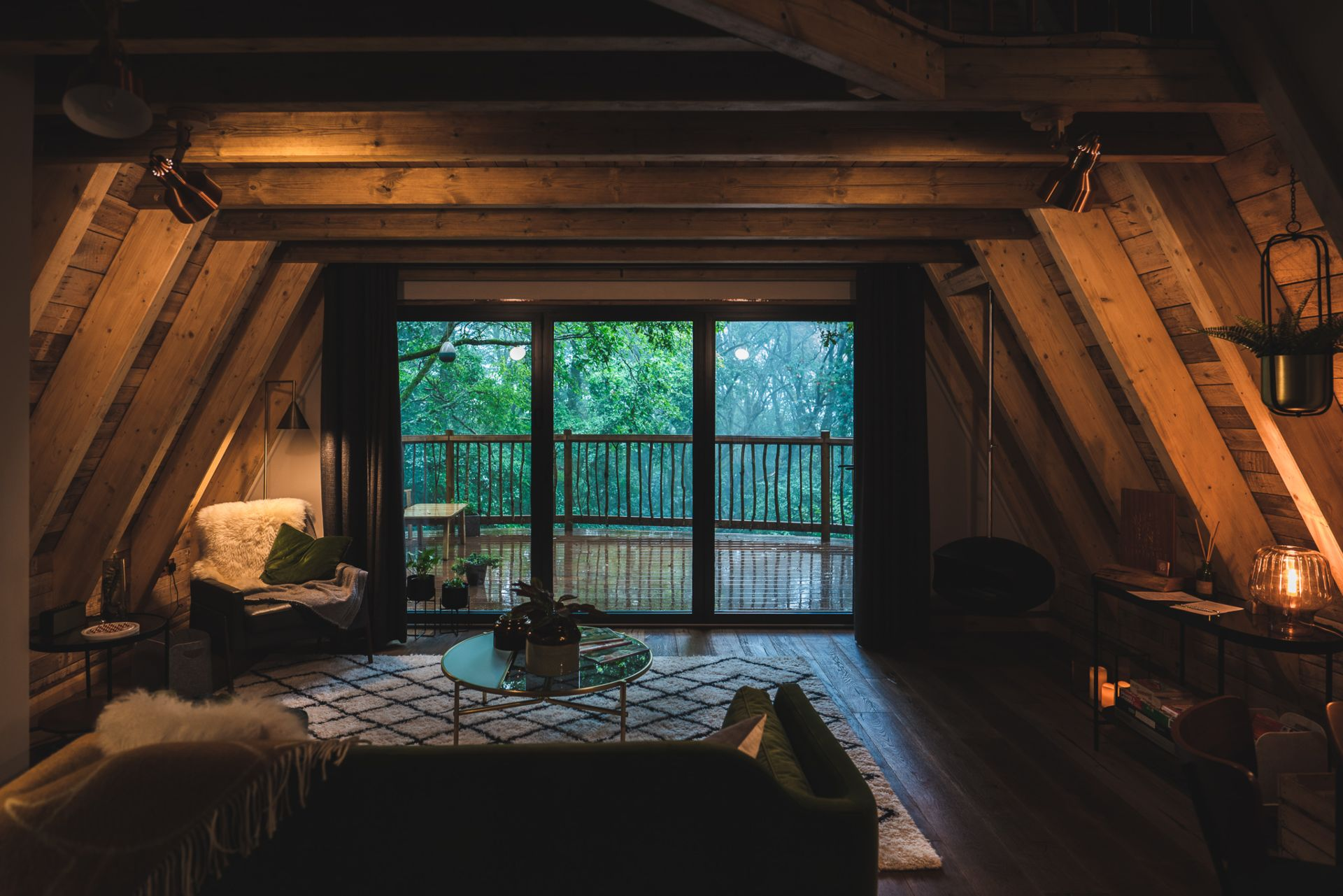 Luxury Treehouse for Couples | The Hudnalls Hideout -Wye Valley